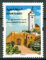 MOROCCO MAROC MOROKKO SOMMET DU TOURISME DE LA WTCF 2015: RABAT - FES 2015 - Morocco (1956-...)