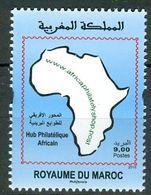 MOROCCO MAROC MOROKKO HUB PHILATELIQUE AFRICAIN 2015 - Morocco (1956-...)