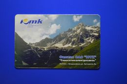 North Ossetia. Vladikavkaz. Mountains. 900 Un. - Russie