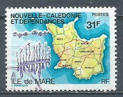 Nouvelle-Calédonie YT N°427 Ile De Maré Oblitéré ° - Oblitérés