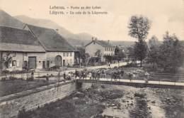 68 - HAUT RHIN - LIEPVRE - 10037 - Coin De La Liepvrette - Passerelle - Lièpvre