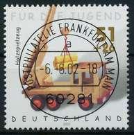 BRD 2002 Nr 2261 Zentrisch Gestempelt X84D25E - [7] República Federal