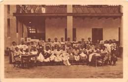 NIGERIA Ouvroir De Jeunes Filles Chretiennes En Nigeria 20(scan Recto-verso) MA243 - Nigeria