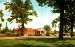 Mississippi Jackson The Alumni House University Of Mississippi - Jackson