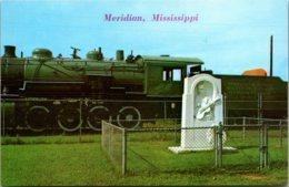 Mississippi Meridian Jimmie Rogers Memorial - Meridian