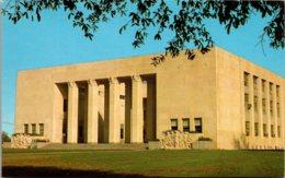 Mississippi Jackson War Memorial Building - Jackson