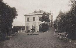 BOLZANETO-GENOVA-CARTOLINA VERA FOTOGRAFIA-DATATA 18-10-1912 - Genova (Genua)