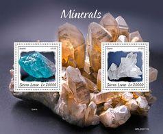 Sierra Leone 2020   Minerals  S202003 - Sierra Leone (1961-...)