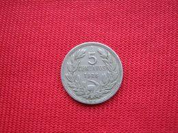 Chile 5 Centavos 1928 - Chile