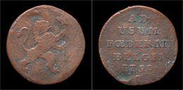Austrian Netherlands Verenigde Belgische Staten (Etats Belgique Unis) Brabant Oord 1790 - Belgique