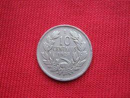 Chile 10 Centavos 1923 - Chile