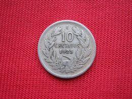Chile 10 Centavos 1925 - Chile