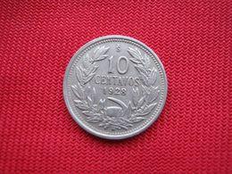 Chile 10 Centavos 1928 - Chile