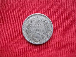 Chile 10 Centavos 1935 - Chile