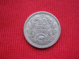 Chile 10 Centavos 1936 - Chile
