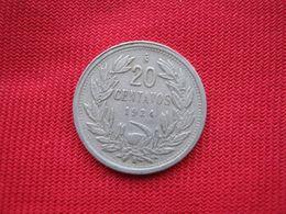 Chile 20 Centavos 1924 - Chile
