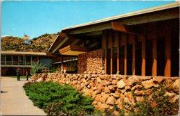 Oklahoma Quartz Mountain State Park Lodge 1961 - Etats-Unis