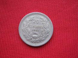 Chile 20 Centavos 1941 - Chile