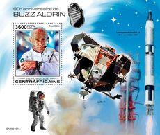 Central Africa 2020 Buzz Aldrin, Astronaut ,apollo 11,space S202003 - Central African Republic