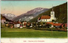 61ln 1340 CPA - CHARMEY ET LA HOCHMATTE - FR Fribourg