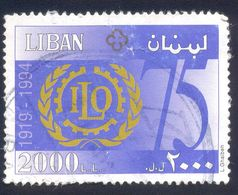 LEBANON 2000L USED STAMP 57562 - Libanon