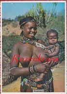 Woman Femme Bantou Fille Aux Seins NUS Nu Afrique Ethnique Ethnic South Africa Naked Etnisch Naakt Zuid Afrika Du Sud - South Africa