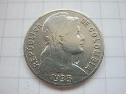 Colombia , 2 Centavos 1935 - Colombia