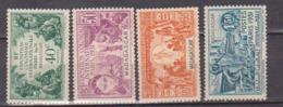 MADAGASCAR           N°  YVERT   179/82    NEUF AVEC CHARNIERES      ( CHARN  03/ 34 ) - Nuevos