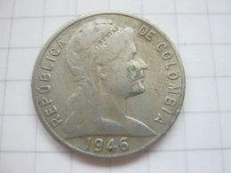 Colombia , 5 Centavos 1935 - Colombia