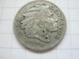 Colombia , 10 Centavos 1956 - Colombia