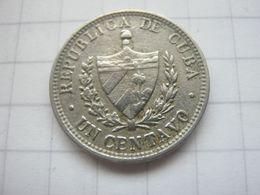 Cuba , 1 Centavo 1920 - Cuba