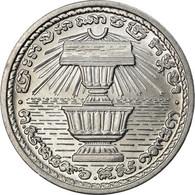 Monnaie, Cambodge, 20 Sen, 1959, SPL+, Aluminium, KM:55 - Cambodge