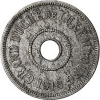 Monnaie, Luxembourg, Charlotte, 25 Centimes, 1916, TTB+, Zinc, KM:29 - Luxembourg