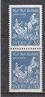 Sweden 1964 - Erik Axel Karlfeldt, Mi-Nr. 515Do/Du, MNH** - Sweden