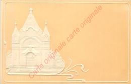 PARIS .  Eglise Russe  En Relief  (CPA Avec Illustration Gauffrée ) . - Non Classés