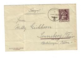 Frühe Feldpost, 01.10.39 Mit FPNr. 01081 Auf Polnischer Beute-Ganzsache - Occupazione 1938 – 45