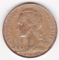 ILE DE LA REUNION. 20 FRANCS 1962 - Réunion