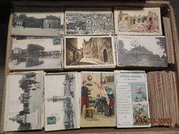LOT De 5200 CPA Et CPSM - 500 Postcards Min.