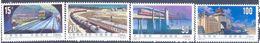 1996. China, Chinese Railways, 4v, Mint/** - Nuovi