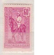 MADAGASCAR           N°  YVERT   216   NEUF AVEC CHARNIERES      ( CHARN  03/ 34 ) - Nuevos