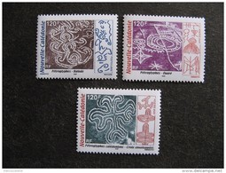 Nouvelle-Calédonie: TB Série N°955/957, Neufs XX . - New Caledonia