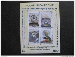 Nouvelle-Calédonie: TB B.F.  N° 38, Neuf XX . - Blocks & Sheetlets