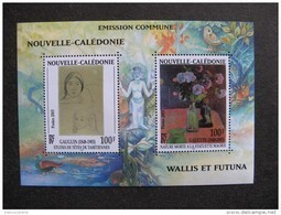 Nouvelle-Calédonie: TB B.F.  N° 28, Neuf XX . - Blocks & Sheetlets