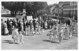 Bulle Procession De La Fête-Dieu 1937 - FR Fribourg