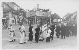 Bulle Procession De La Fête-Dieu 1932 - FR Fribourg