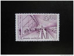 Saint Pierre Et Miquelon: TB N° 704, Neuf XX. - St.Pierre Et Miquelon
