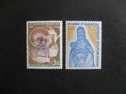 Saint Pierre Et Miquelon: TB Paire N° 443 Et N° 444, Neufs XX. - Neufs