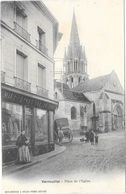 VERNOUILLET : PLACE DE L'EGLISE - France