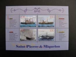 Saint Pierre Et Miquelon: TB BF N°7, Neuf XX. - St.Pierre Et Miquelon