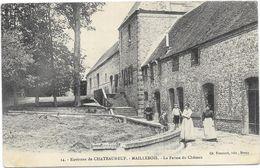 CHATEAUNEUF-MAILLEBOIS : LA FERME DU CHATEAU - Châteauneuf